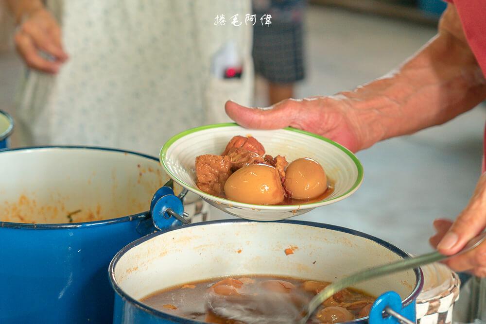 百年雞蛋麵老店,百年雞蛋麵,曼谷一日遊,叻丕府,叻丕府美食