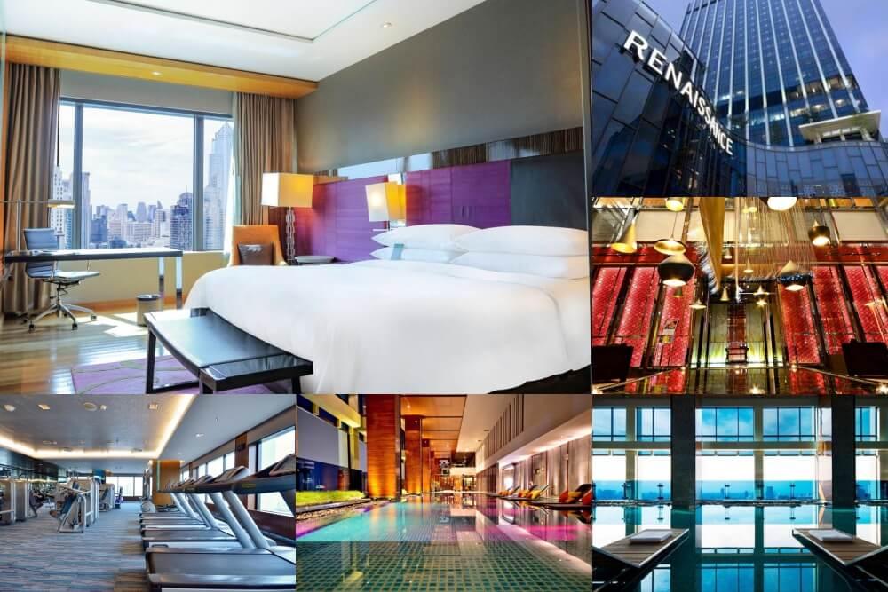 曼谷住宿,泰國住宿,Chit LOM住宿,齊隆站,BTS住宿