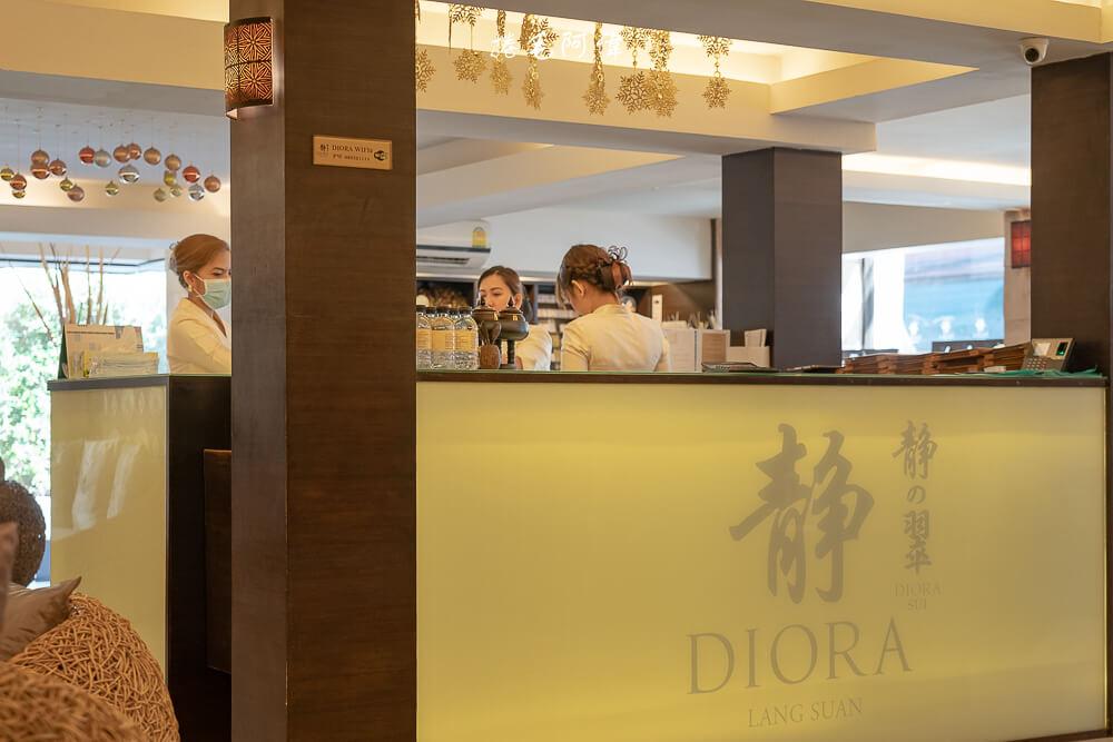 靜按摩,靜SPA,靜Diora,靜 曼谷,Diora,Diora Bangkok Langsuane,曼谷旅遊,曼谷自由行,曼谷必去,曼谷按摩,泰國按摩