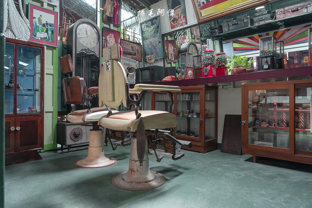 80年老屋骨董館,80年老屋骨董蒐藏館,曼谷一日遊,叻丕府,叻丕府景點