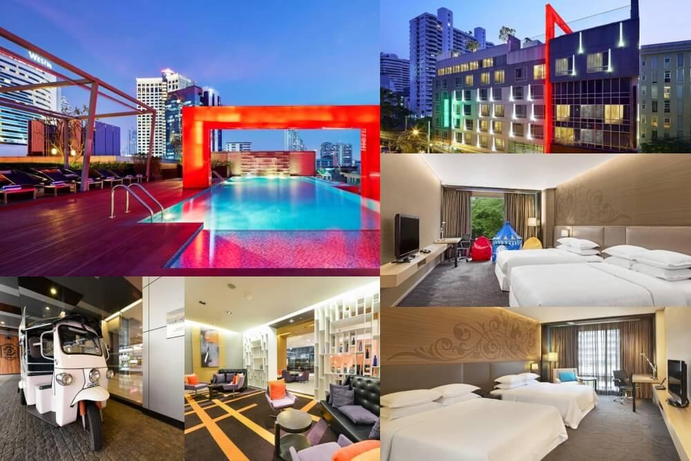 曼谷住宿,NANA住宿,那那站,BTS住宿