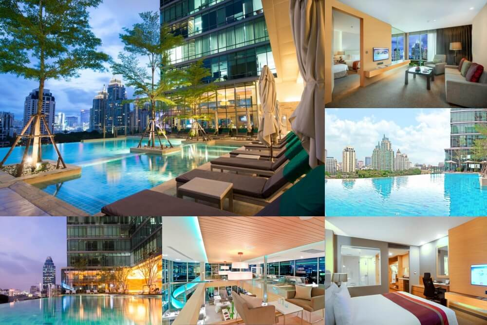 曼谷住宿,泰國住宿,Phloen Chit住宿,彭齊站,BTS住宿