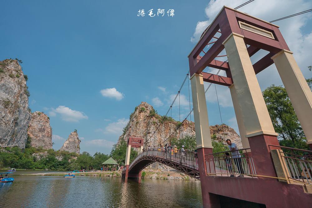 蛇山公園,泰國蛇山公園,Snake Mountain,Khao Ngu Stone Park,泰國旅遊,曼谷一日遊,叻丕府一日遊,拉差汶里一日遊,拉差汶里景點,叻丕府景點