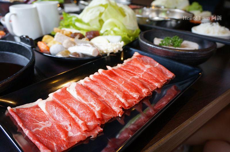 鍋裡鍋物壽喜燒-15