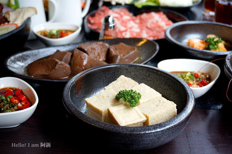 鍋裡鍋物壽喜燒-21
